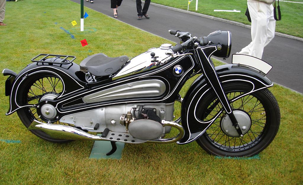 1934 bmw r7 vintage concept bike