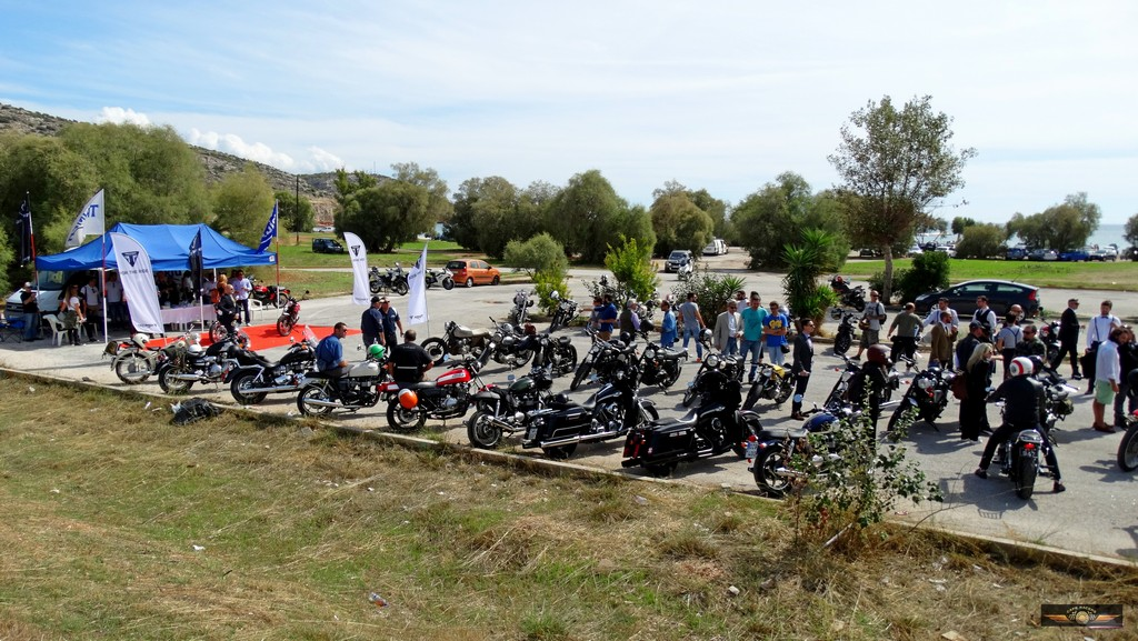 Athens Distinguished Gentleman's ride 2015