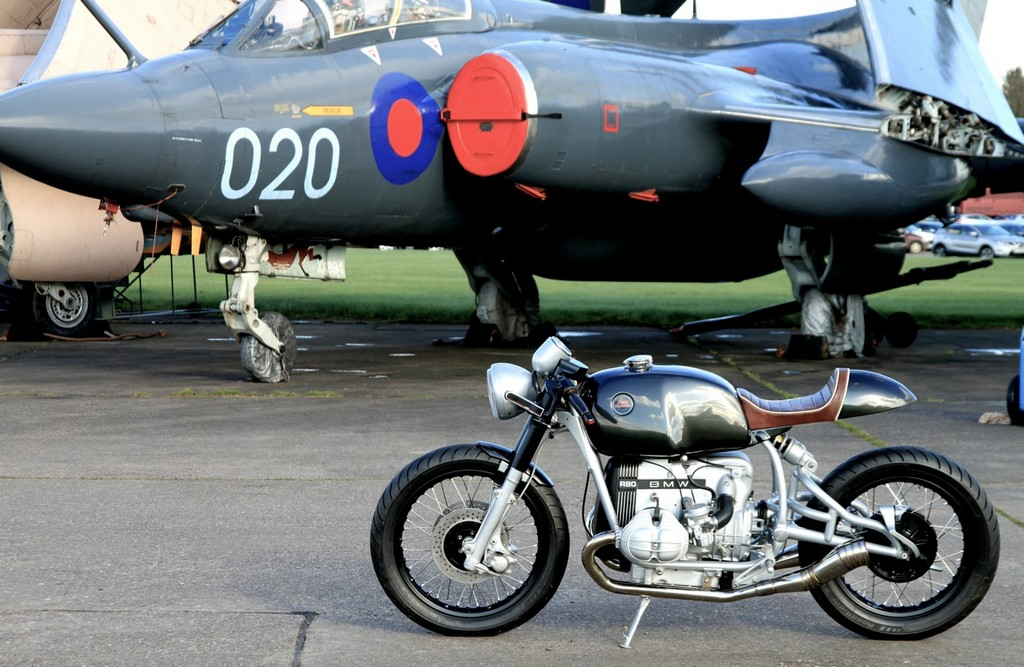 Craig Jones BMW R80 Cafe Racer