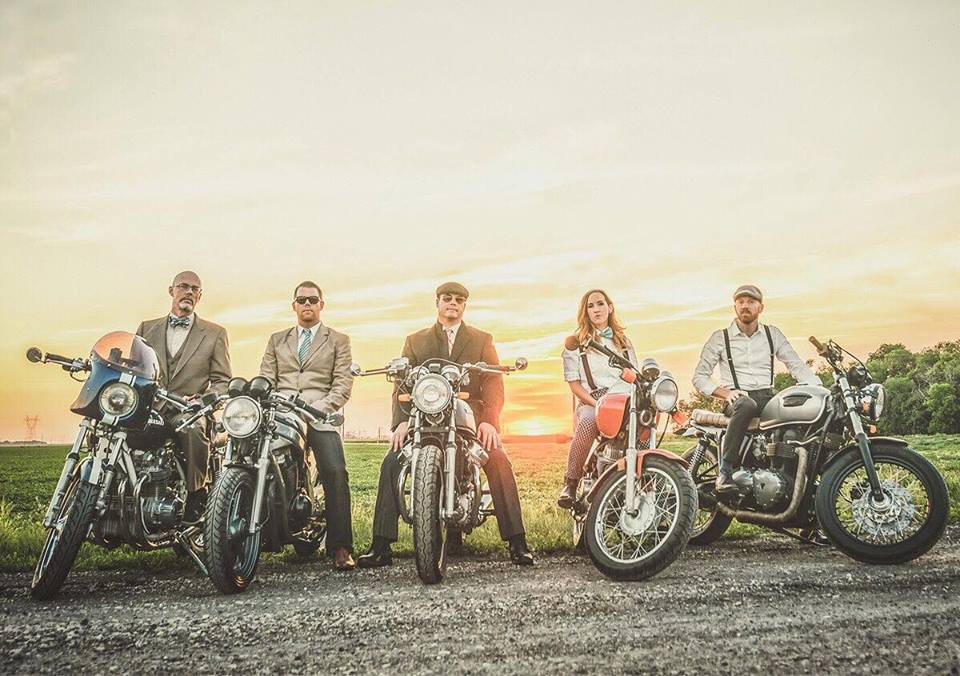 Distinguished Gentleman's Ride Greece