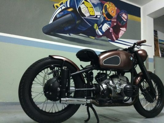 BMW R51 OLD SCHOOL BOBBER