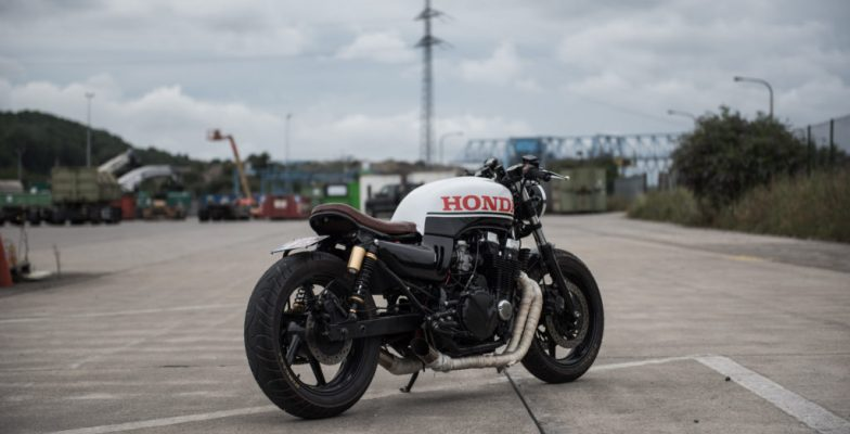 Honda CB750 Orphorce one