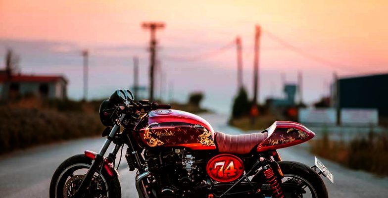 HONDA CB750 CAFE RACER by Adrenaline Junkies and Aesthetic Artek