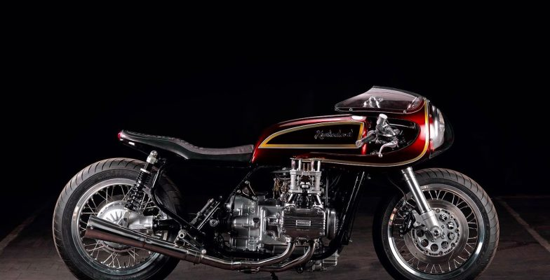 Krakenhead customs , Honda GL1000