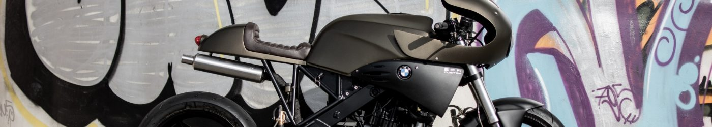 BMW SCARVER CAFE RACER SPR CUSTOM